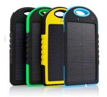 Power Bank Solar 45000 mAh